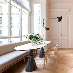 Clássico apartamento em Paris