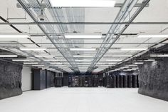 Subtropolis's cool climate helped attract cloud computing company LightEdge, which has become the anchor tenant in what Hunt Midwest hopes will develop into a major data center...