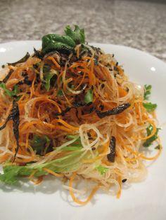 Nourishing Knowledge – Daikon Salad