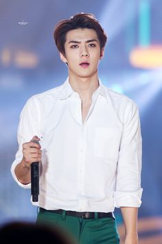 Seoul Music Awards 160114 : Sehun (3/7)