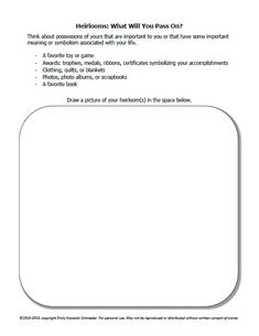 Printables - Growing Little Leaves: Genealogy for Children Make A Family Tree, Worksheets For Kids, Ancestry, Scrapbooks, Genealogy, Meant To Be, Printables, Leaves, Organization
