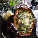 Sunday means lasagna for supper. 🙌 Layers of chicken, spinach, ricotta and Parmesan baked in our Cast-Iron Tomato Cocotte in Grenadine. Get the Williams Sonoma Test Kitchen recipe + shop with the link in bio. Kitchen Recipes, Cooking Recipes, Crockpot Recipes, Yummy Recipes, Recipies, Pasta Recipes, Chicken Recipes, Appetizer Recipes, Dinner Recipes