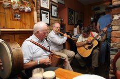 Music Session in Dawson's Pub, Enniscorthy