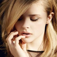 Chloe Moretz Jason Bell Photoshoot for Dark Shadows - HQ ...