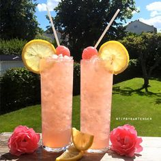 Barbies Escape - For more delicious recipes and drinks, visit us here: www.tipsybartender.com