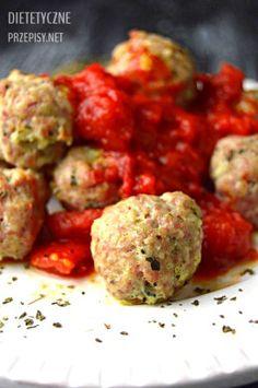 drobiowe pulpety w sosie pomidorowym ze świeżych pomidorów2