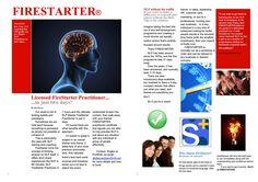 Firestarter Brochure