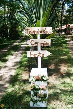 Casamento real e econômico | Tayná e Kauê