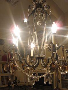 Bildresultat för chandelier teacups