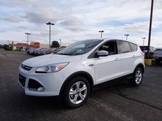 2014 Ford Escape SE, Why...Yes... YES IT DOES!!!!! Wooo HOOOO!!!