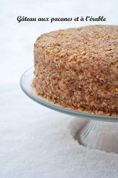 Je suis une accro de l'érable. Je suis tombé dedans lorsque j'étais petite… Me voici avant au printemps juste avant mon premier anniversaire ! Et c'est un si bon produit d'ici. Gâteau aux pacanes et à l'érable Ingrédients 2/3 tasse pacanes grillées 1 tasse sucre 2 1/4 tasse de farine à gâteaux 2 c. à thé de poudre à pâte 1/2 c. […] Biscuits Graham, Bread Cake, Cookie Desserts, Creative Cakes, Desert Recipes, Rice Krispies, How To Make Cake, Vanilla Cake, Cupcake Cakes