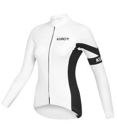 Buy Stolen Goat Bodyline LS Cycling Jersey - Women s Kuro White 1c237b1df