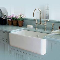 Rohl A Front Sink Traditional Kitchen Sinks San Luis Obispo By Pacific Coast Bath Color Scheme Enamel Porcelain