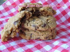 Sugar Cookies to Peterbilts: Oatmeal Peanut Butter Chocolate Chip Cookies