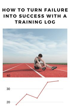 Failure isn't a weakness; it's an opportunity. A training log can help you track your failures and learn from them to become a better athlete. How To Slim Down, Breathe, Opportunity, Athlete, How To Become, Track, Health Fitness, Success, Training