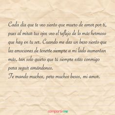 Cartas de amor 5 Love Time, I Love You, My Love, Boss Lady Quotes, Woman Quotes, Spanish Memes, Spanish Quotes, Amor Quotes, Love Quotes