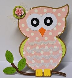 OWL SHAPED CARD  http://thecuttingcafe.typepad.com/the_cutting_cafe/2012/07/owl-shaped-card-settemplate-cutting-files.html