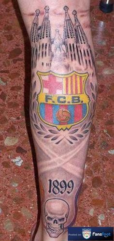 1000 images about tattoo on pinterest playing card tattoos xavi hernandez and fc barcelona. Black Bedroom Furniture Sets. Home Design Ideas