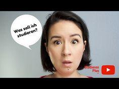Was soll ich studieren? #MeineBildung | StudierenPlus.de - YouTube