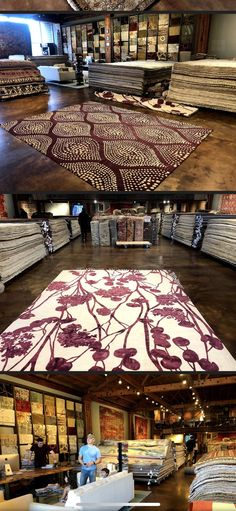 Handwoven modern rugs and oriental rugs. The human touch and countless hours spent perfecting each rug make them functional pieces of art. Contemporary Rugs, Modern Rugs, Menlo Park, Rug Store, Tribal Rug, Rug Making, Handmade Rugs, Oriental Rug, Istanbul