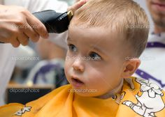 Haircut For One Year Old Boy