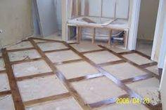 Resultado de imagem para wood flooring with tile inlays