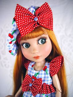 Romper, beret fit Tonner Patience. by *Little Charmers Doll Designs #Dollclothes