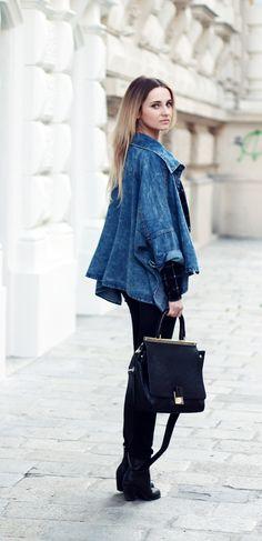 by lilissss http://lilissss.blogspot.com/2014/11/vienna-trip-1-denim-jacket.html