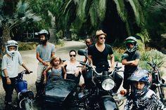 "saintjolie: ""Jolie-Pitt Family by Annie Leibovitz """