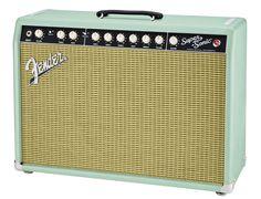 Fender Super-Sonic 22 Amp surf green