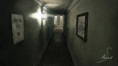 Enviroment Art to a VR horror game project, Martin Seidl on ArtStation at https://www.artstation.com/artwork/nBvnX