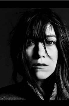 Charlotte Gainsbourg by Hedi Slimane