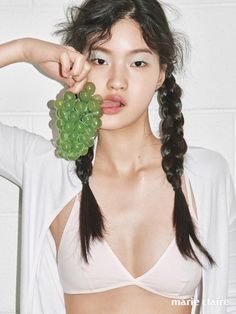 """koreanmodel: """"Seo Yoo Jin by Jung Seung Won for Marie Claire Korea July 2016 """" Umibe No Onnanoko, Pretty People, Beautiful People, Portrait Photography, Fashion Photography, Editorial Photography, Glamour Photography, Lifestyle Photography, Photo Reference"""