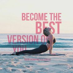 Become the best version of you // Take the first step and order a SMT teatox. Shop online: www.skinnymetea.com.au