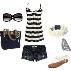Summer outfit! by ruth