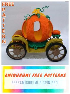 Cinder's Car Amigurumi Free Pattern - Amigurumi Doll Patterns, Crochet Patterns, Crochet Ideas, Crochet Car, Cinder, Amigurumi Doll, Free Pattern, Lana, Crafts