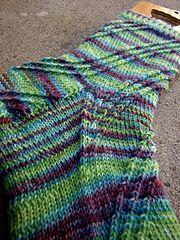 Ravelry: Socks for Euni pattern by Liz Abinante