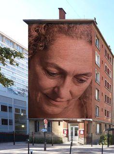 Street Art by Jorge Rodriguez-Gerada