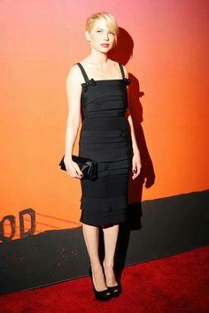 Michelle Williams in LV