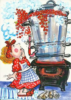 Postcrossing postcard from Finland Art Themes, Valentine Day Love, Vintage Christmas Cards, Whimsical Art, Painting For Kids, Cute Illustration, Illustrations, Creative Art, Glass Art