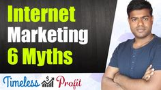 6 Internet Marketing Myths Exposed | Timeless Profit https://youtube.com/watch?v=JbgKEe9ddz0