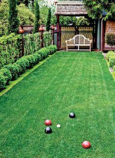 terrain de p tanque jardin pinterest p tanque ext rieur et jardins. Black Bedroom Furniture Sets. Home Design Ideas