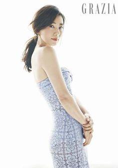 2014.03, GRAZIA, No. 25, Kim Hee Ae Korean Actresses, Korean Actors, Actors & Actresses, Korean Celebrities, Celebs, Grazia Magazine, Dramatic Classic, Figure Model, Korean Artist