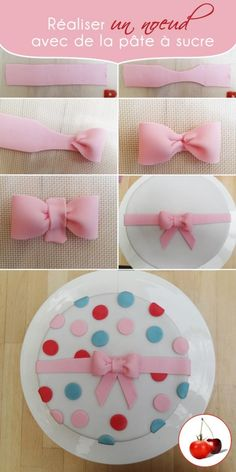 Follow Kid Chef Delainey for more recipes and pins - step by step bow
