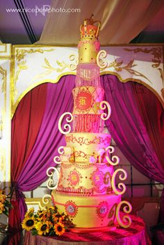 This Princess-themed Party is a Dream Come True for the Debutante Debut Themes, Debut Ideas, Food Themes, Party Themes, Debut Cake, Princess Theme Party, 18th Birthday Cake, Dream Come True, True Friends