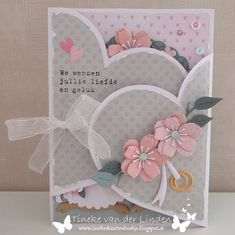 Marianne Design, Stamping Up, Beauty And The Beast, Birthday Cards, Box, Card Making, Anniversary, Paper Crafts, Geluk