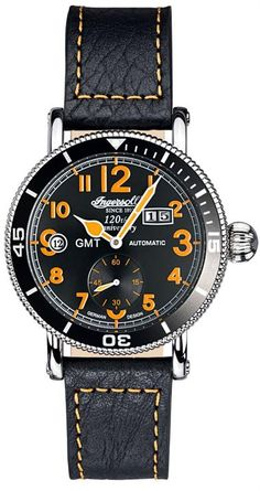 Ingersoll 120th Anniversary Automatic Watch - On Sale at Watchismo.com