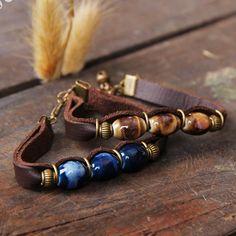 10Pcs/Lot Handmade Women Trendy Vintage Ceramic Bracelet Tibetan Jewelry bracelets for women wristband gift Freeshipping-in Chain & Link Bracelets from Jewelry & Accessories on Aliexpress.com | Alibaba Group