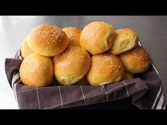 Food Wishes Video Recipes: Sweet Potato Buns – Great for Burgers, and Learning How to Bake Without Fear