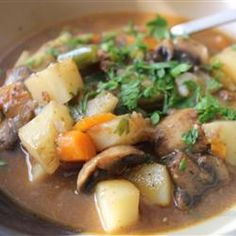 Old-Fashioned Beef Stew - Allrecipes.com